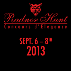 Radnor Hunt Concours d'Elegance