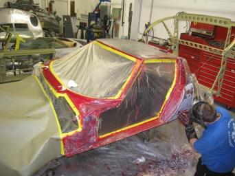 Lamborghini Miura Restoration