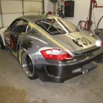 Porsche Cayman Race Car