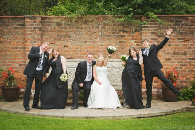 Bowburn hall wedding near durham