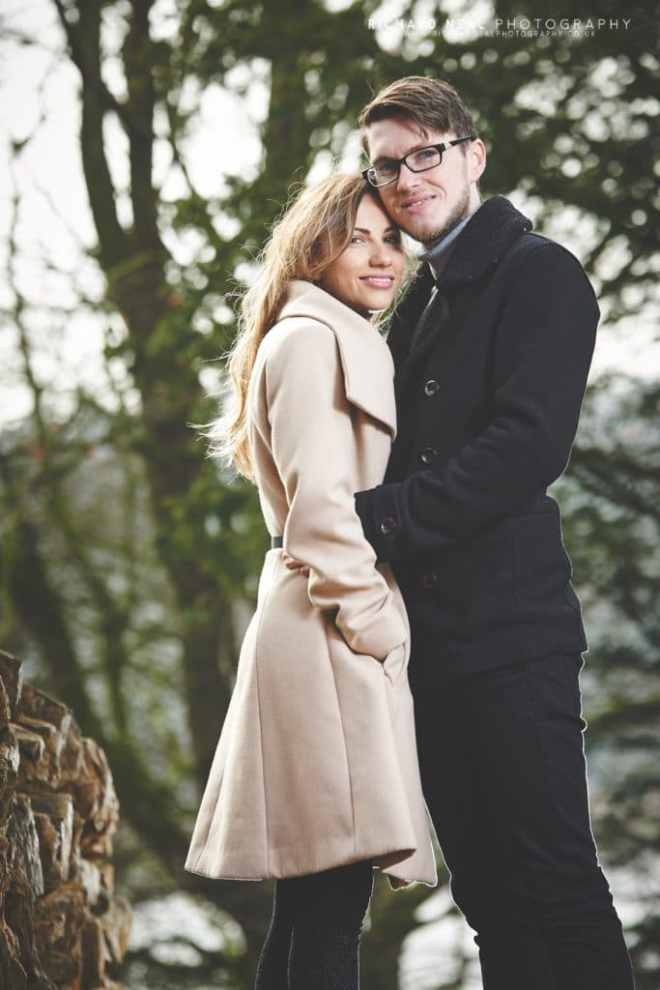 Hardwick park sedgefield pre wedding photos