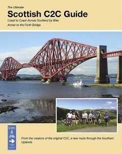 Guide book to the Scottish C2C cycle route