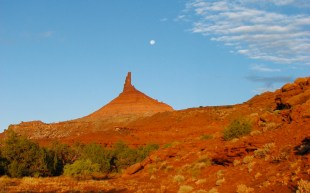 Six-shooter peak - Canyonlands