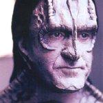 Gul Evek on Star Trek