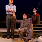 Gunner in The Outgoing Tide (with Anthony Lawton) Philadelphia Theatre Company