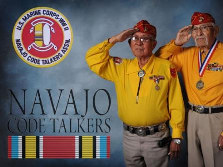 Image result for native american veterans in war