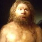 Barba en la prehistoria