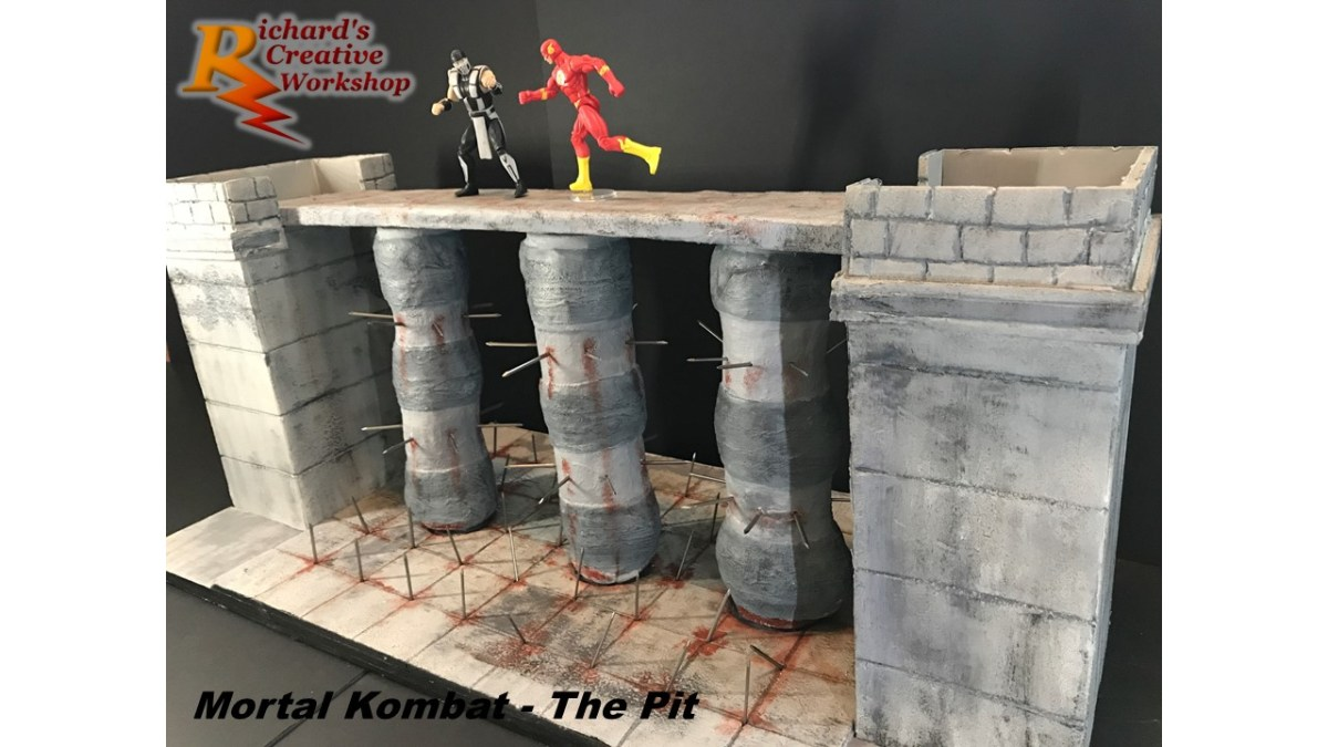 Mortal Kombat – The Pit