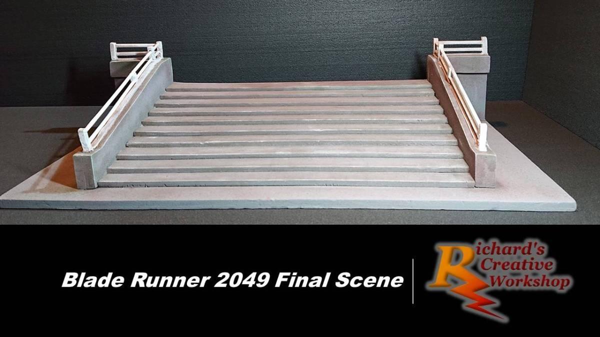 Blade Runner 2049 Final Scene
