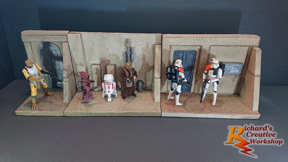 Star Wars Display Stands