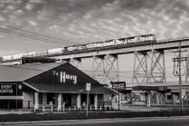 The Huey Restaurant; Bridge City, Louisiana, 2015