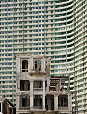Two Perspectives of the Past, Havana, from Creole World