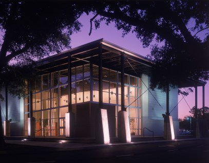 Performing Arts Theater; Mississippi Gulf Coast Community College; Eley Guild Hardy, architects