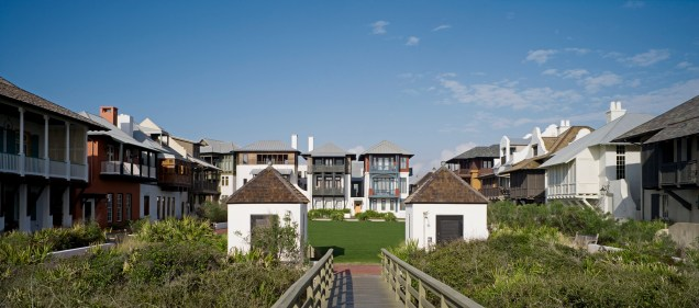 Eastern Green, Rosemary Beach; Leucadia Development Corp.