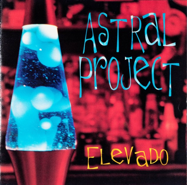 Astral Project; Elevado CD cover