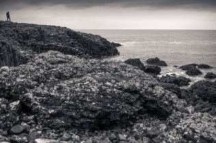 Giant's Causeway; Antrim Coast