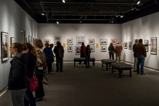 Creole World at Meadows Museum of Art, reception