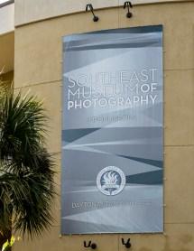 SMP exterior banner