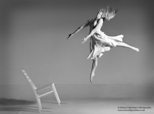 perfecting the art of chair levitation