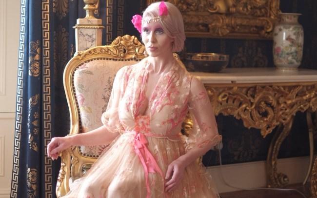 Walters Wardrobe seated elegance