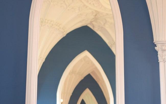 Walters Wardrobe the blue room mirrors