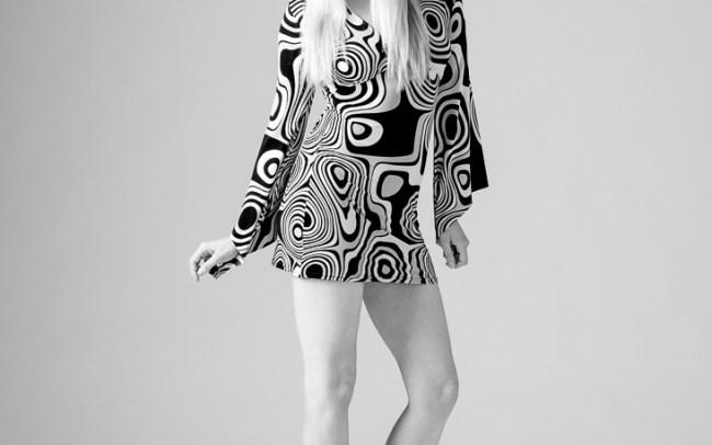 swing sixties vintage dress