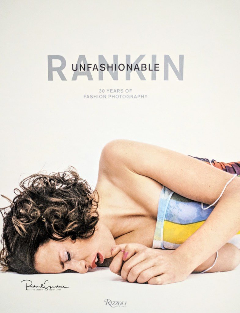 the book cover of rankin book titled unfashionable book