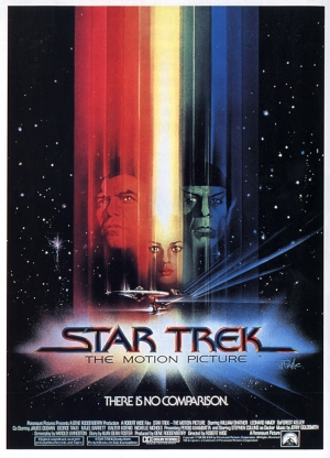 Star Trek The Motion Picture One Sheet