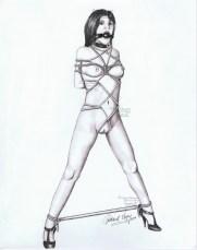 Karada with Leg Spreader
