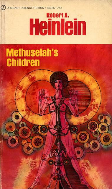 Methuseulah's Children 1958 book cover