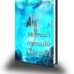Mermaids Irresistible Curiosity book cover 3D
