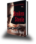 Broken Steele book cover 3D