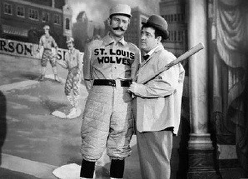 Who's On First-Abbot and Costello