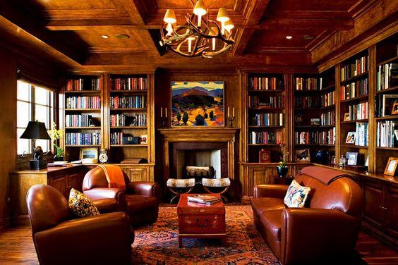 Club Lothario's lounge