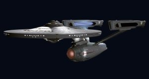 USS Enterprise NCC-1701 refit