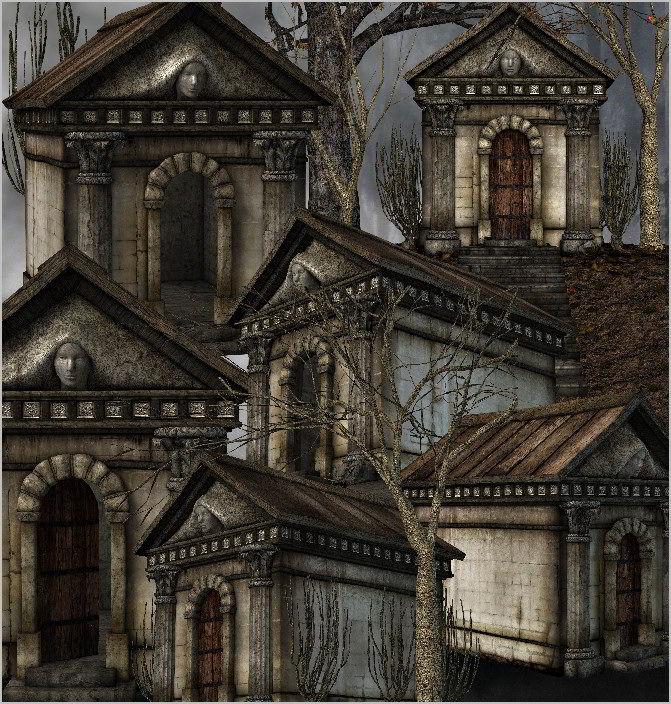 Dark Tombs