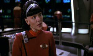 Lt. Valeris, Star Trek VI