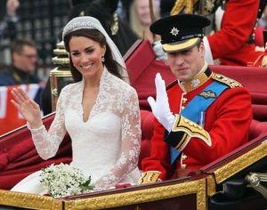 Royal Wedding - Carriage Procession To Buckingham Palace