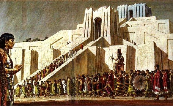 Word of the Day: ziggurat