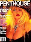 Penthouse June 1994 cover Taylor Wane