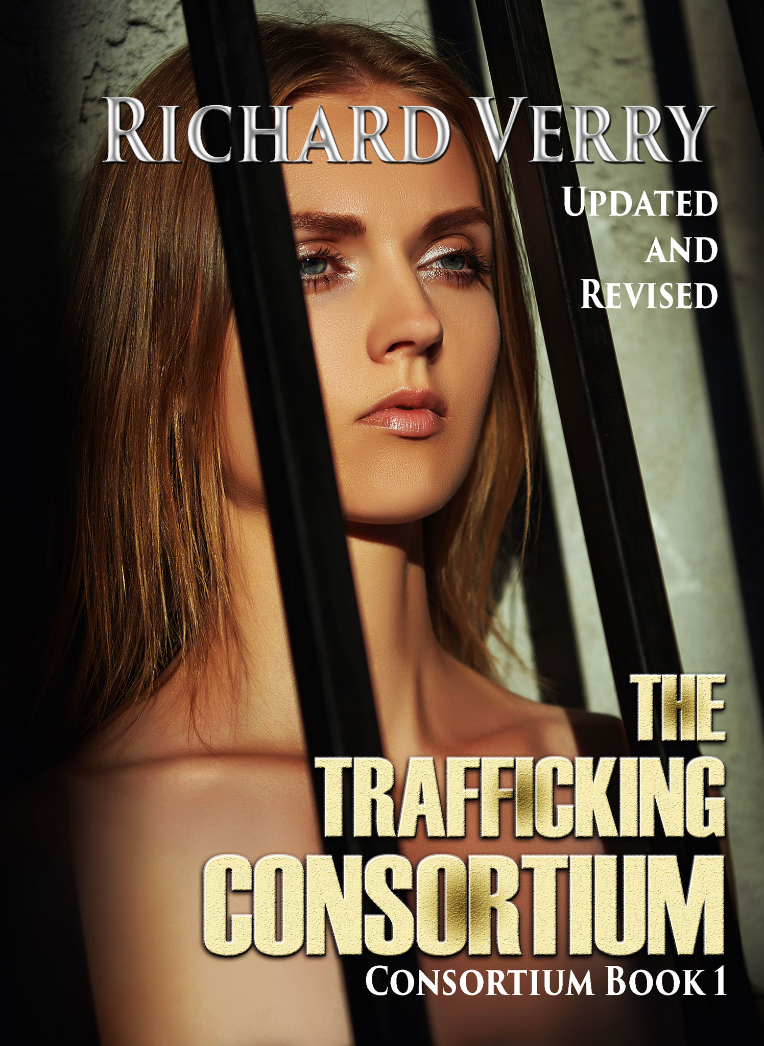 The Trafficking Consortium Front Book Cover