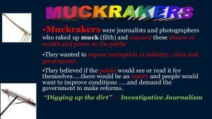 Muckrackers