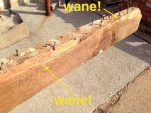Lumber Wane