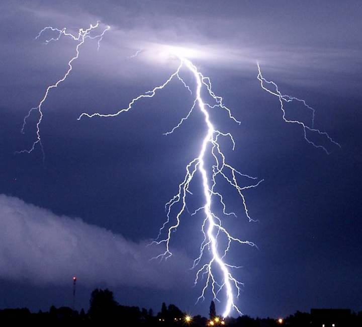 Thunderstorms and other things