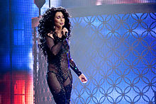 Cher, The Farewell Tour, Live