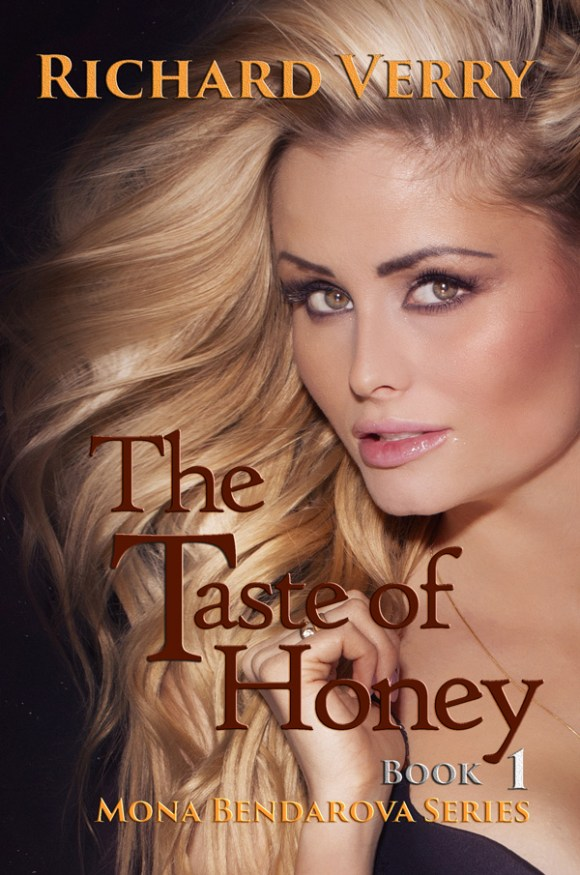 The Taste of Honey Book Cover