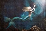 Mermaid on the SeaFloor Jigsaw Puzzles