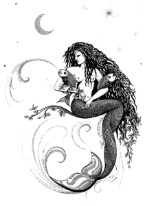 Mermaid Reef Madonna