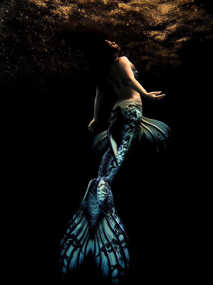 Mermaid Kimberley Chai - ©Richard Wonka