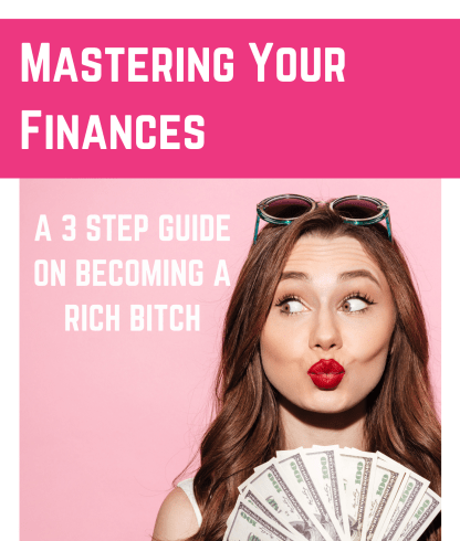 guide to mastering your finances